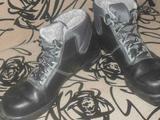 Лыжные ботинки, бу